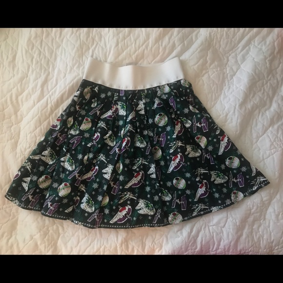 Dresses & Skirts - Star Wars Christmas skirt handmade